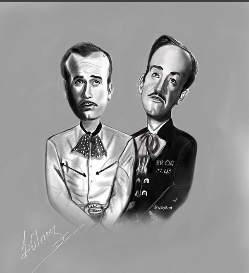 Pedro Infante by Willy8art